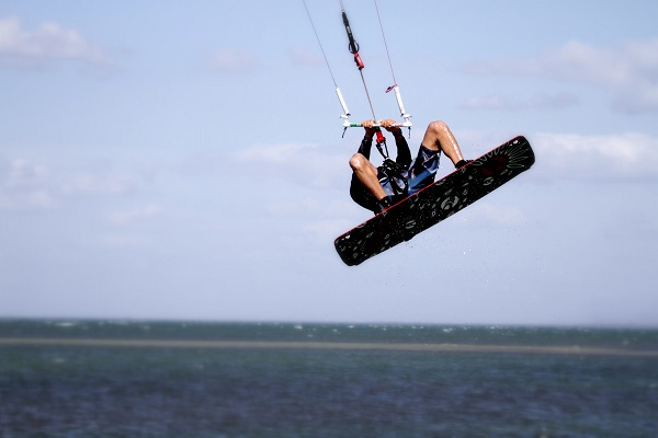Hooked On Kiteboarding