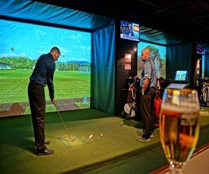 Golfer's Grail Indoor Golf & Tap