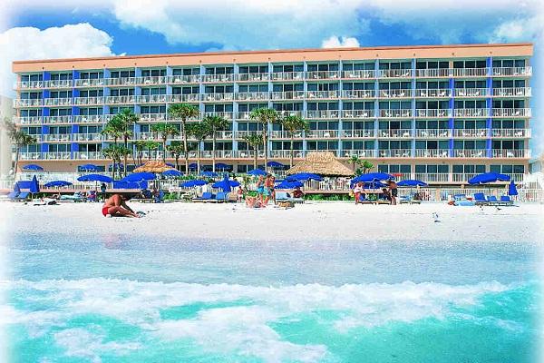 DoubleTree Beach Resort by Hilton Hotel Florida Bay - North Redington Beach