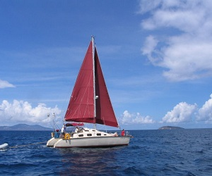 Florida Bay Sailing Tours