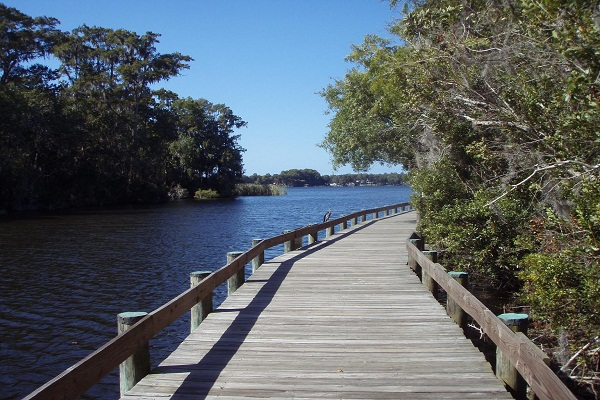 Upper Florida Bay Trail